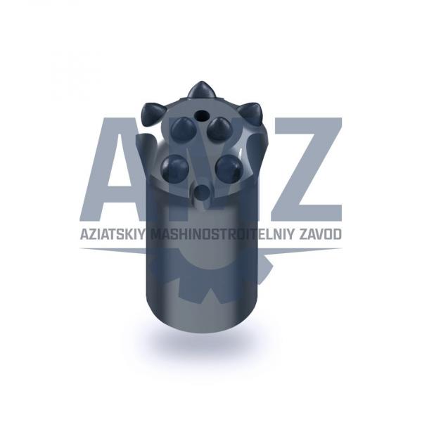 Коронка буровая AMZ КНШ 43х25 (конусная)