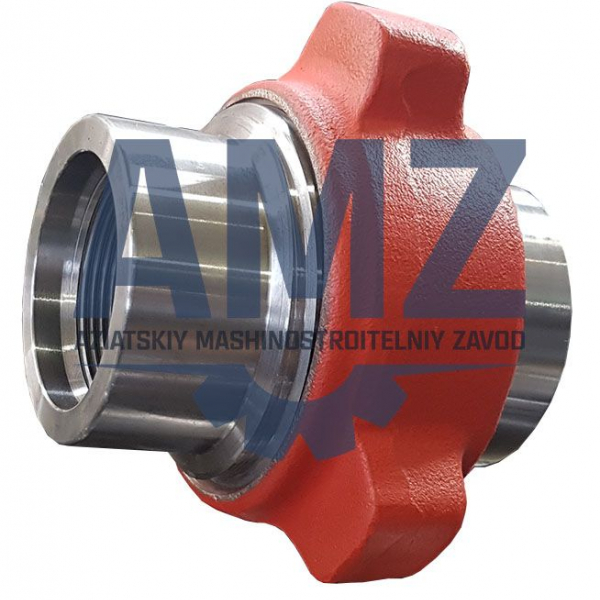 Быстроразъемное соединение BRS 2 для быстрой сборки и разборки трубопроводов, соединения манифольдов