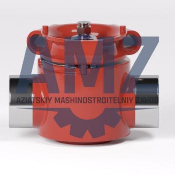 Кран пробковый КП-1(2КМ) для перекрытия трубопроводов не агрессивных жидких сред