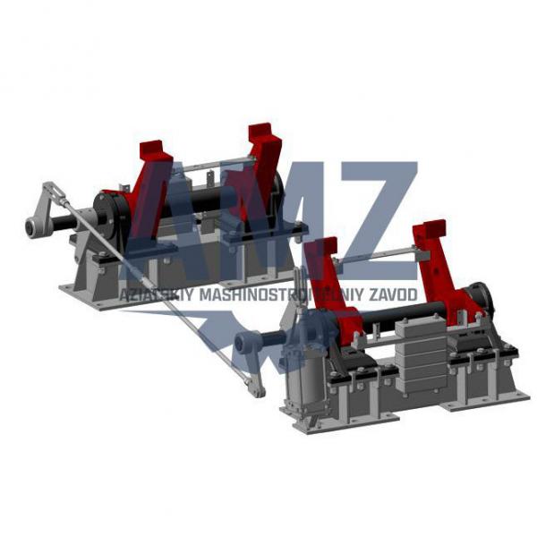 Кулаки посадочные AMZ КПН 170-6МЭ для шахтных клетей