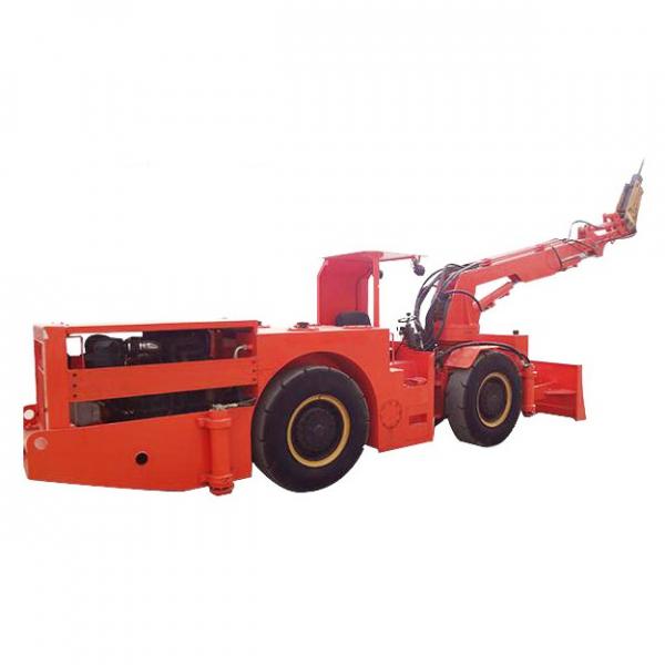 Машина для оборки кровли и стенок подземных выработок XYQMS-200