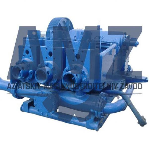 Буровой насос TPN1600 - трёхплунжерный насос