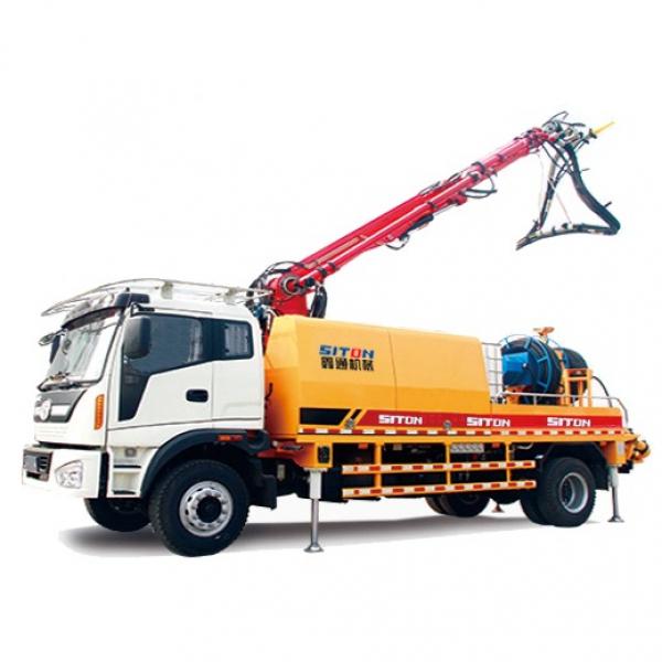 Оборудование для торкрет-бетона и набрызг-бетона CPS25