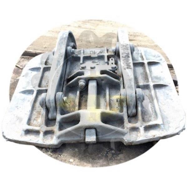 Днища ковша экскаватора ЭКГ-5 (на основе давальческого сырья заказчика)