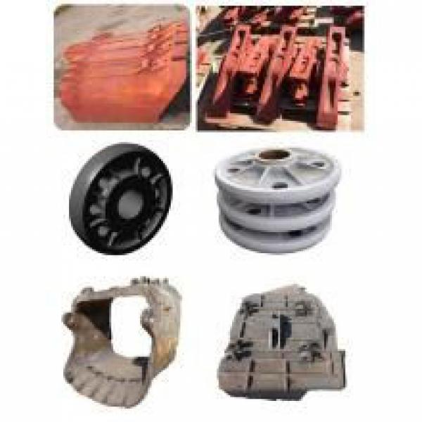 Литье запасных частей экскаваторов ЭКГ-4,6, ЭКГ-5А, ЭКГ-8И, ЭКГ-10,ЭКГ-12,5, ЭКГ-15, ЭКГ-20 (на основе давальческого сырья заказчика)