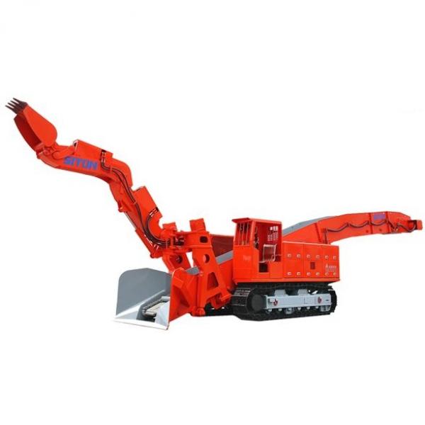 Выемочно-погрузочная машина на гусеничном ходу для наклонной поверхности LWLX-220