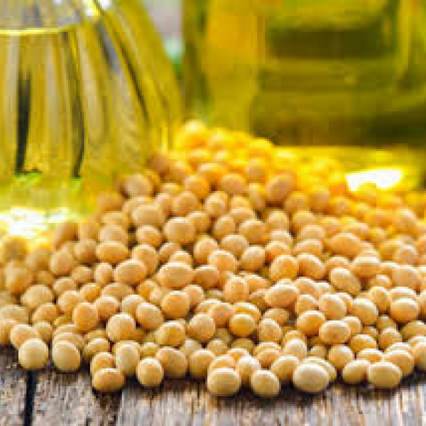 Органическое соевое масло