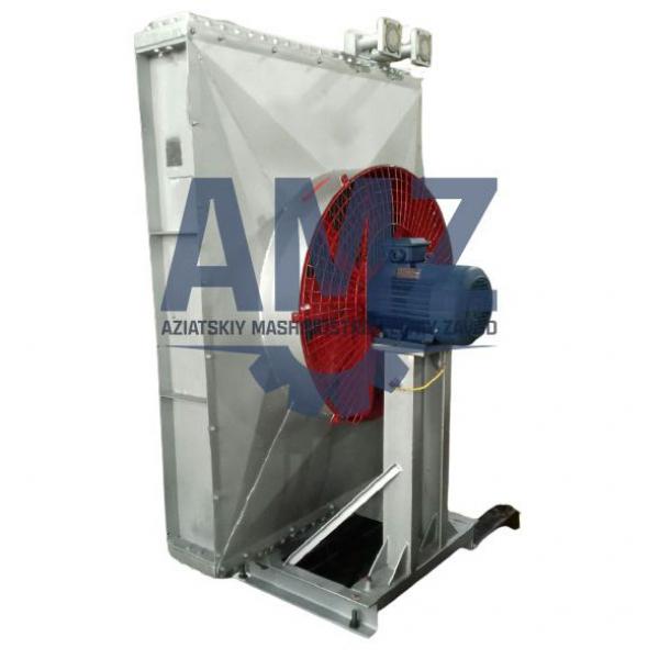 Блок охлаждения масла 2.500.077 (для компрессора 6ВВ-32/7)