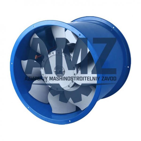 Вентилятор осевой для охлаждения электротехнических компонентов