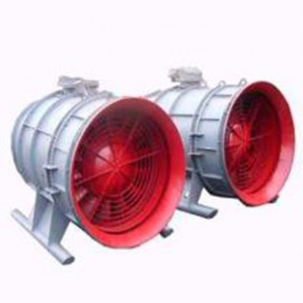 Вентилятор шахтный местного проветривания ВМЭ-6 (380-660) осевой