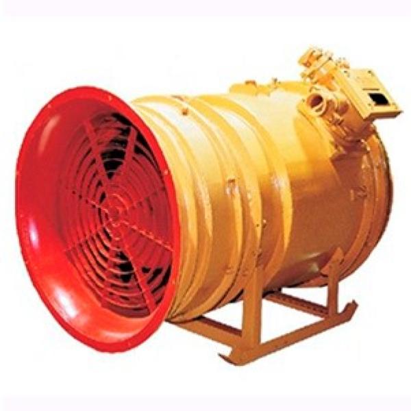Вентилятор местного проветривания ВМЭ-8 (380-660) осевой