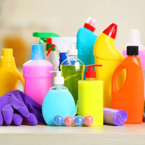 Химикат для стирального порошка