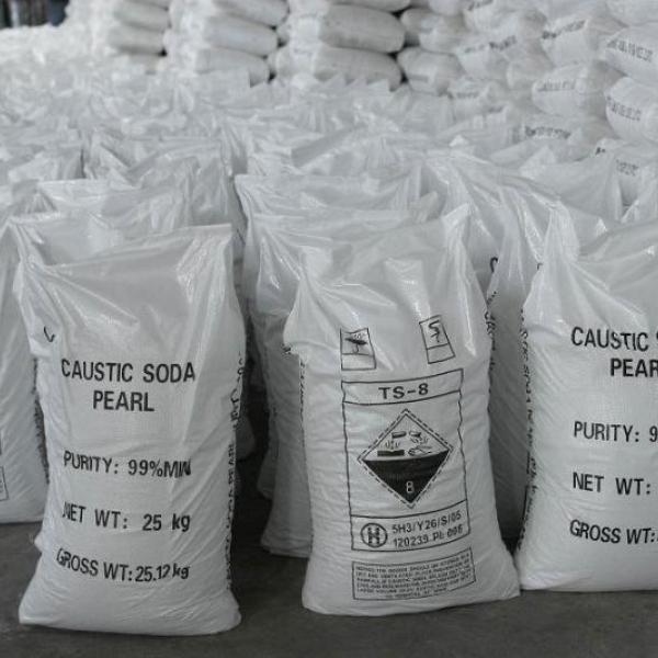 Каустическая сода - Натр едкий (Гидроксид натрия)