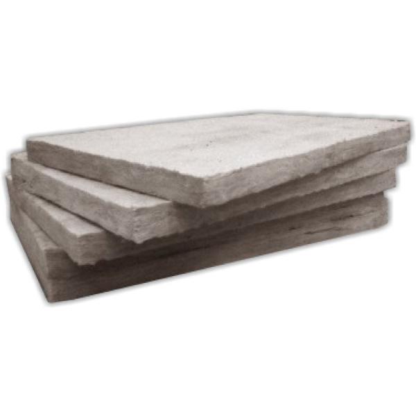 Вата минеральная в плитах М-75 (0,05х0,6х1,0м)