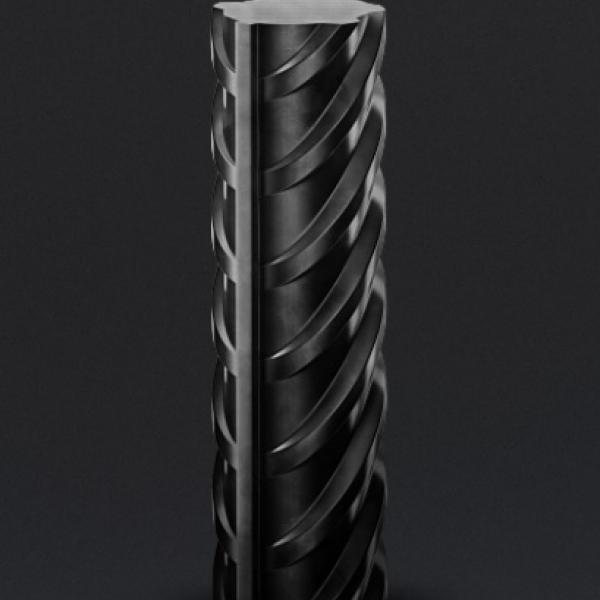 Пруток 2ф-МД1-36х11700-ОМ1-А500С
