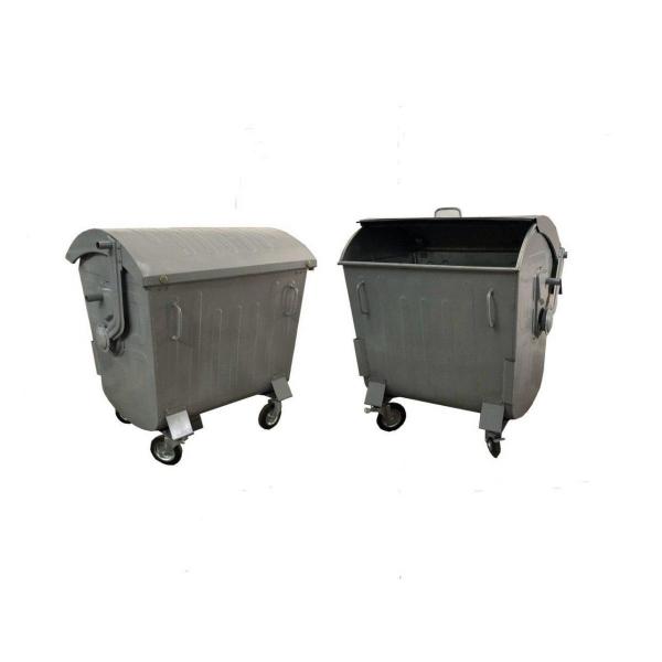 Металлический контейнер для твердых отходов К-01