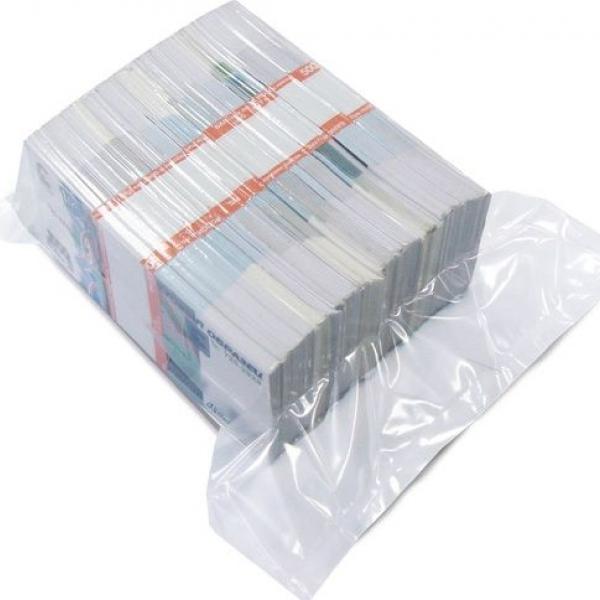 Упаковки для денежных купюр