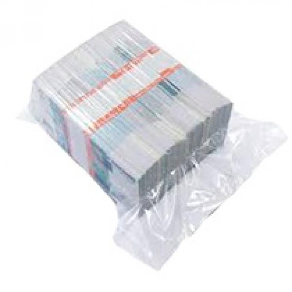 Пакет для упаковки денег. Размер 23х29 см. Плотность 8 микрон.