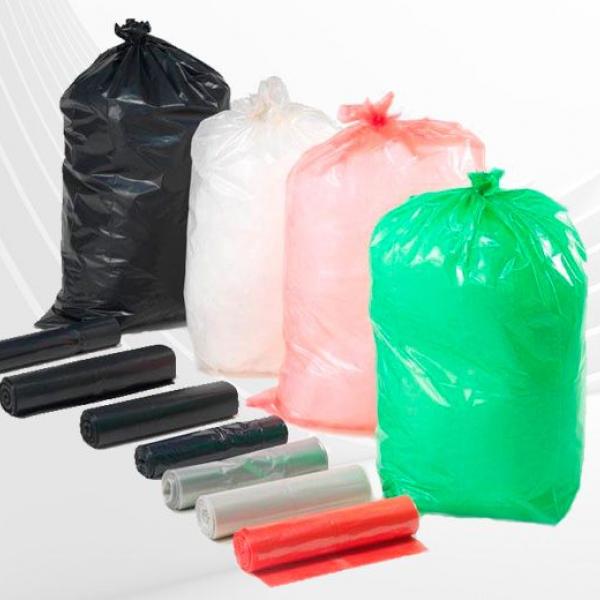 Биоразлагаемые полиэтиленовые мешки для мусора