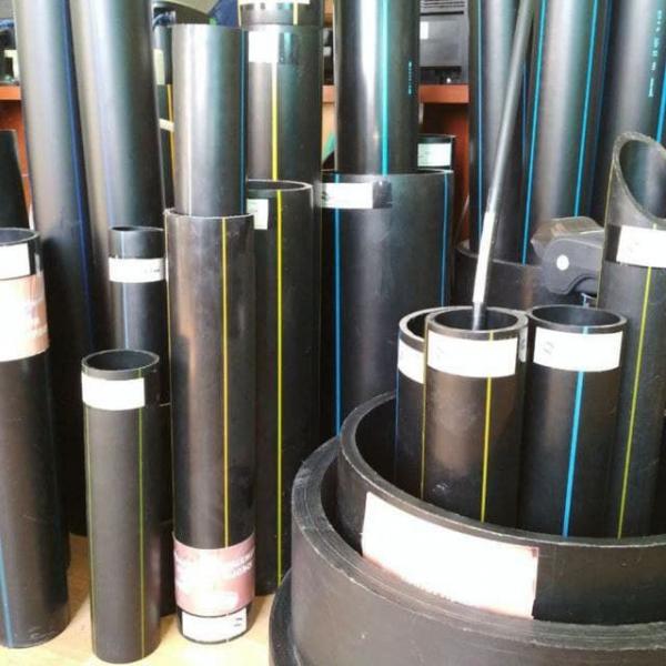 Труба 110 х 8,0 PE100 высоконапорного промышленного трубопровода