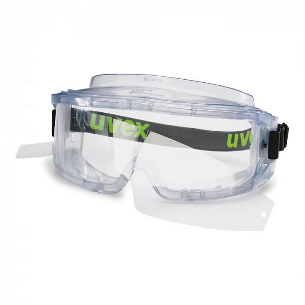 Очки защитные закрытые UVEX Ultravision, поликарбонат