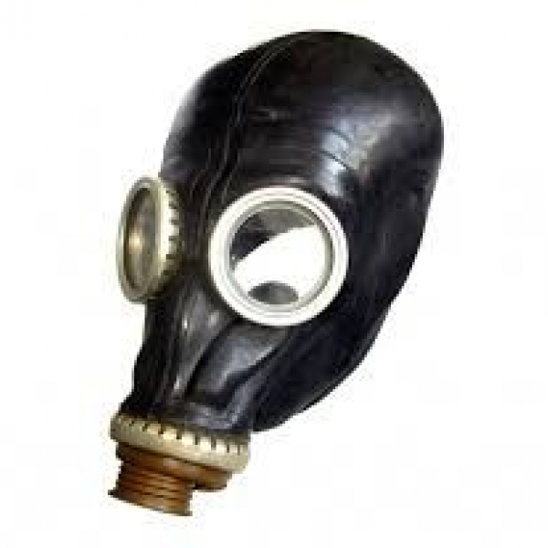 Шлем маска для промышленных противогазов