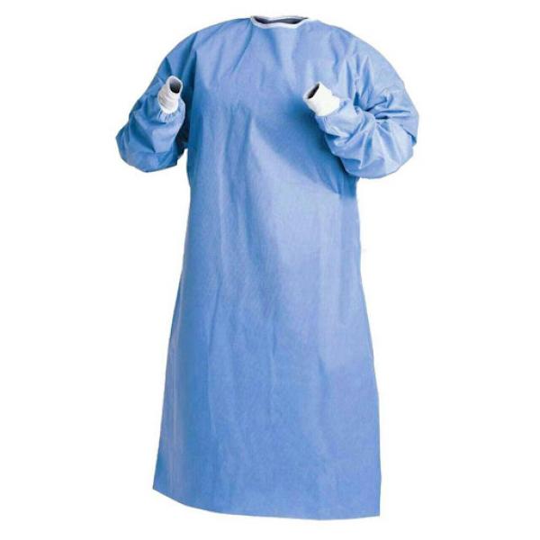 Хирургический халат из нетканого метериала