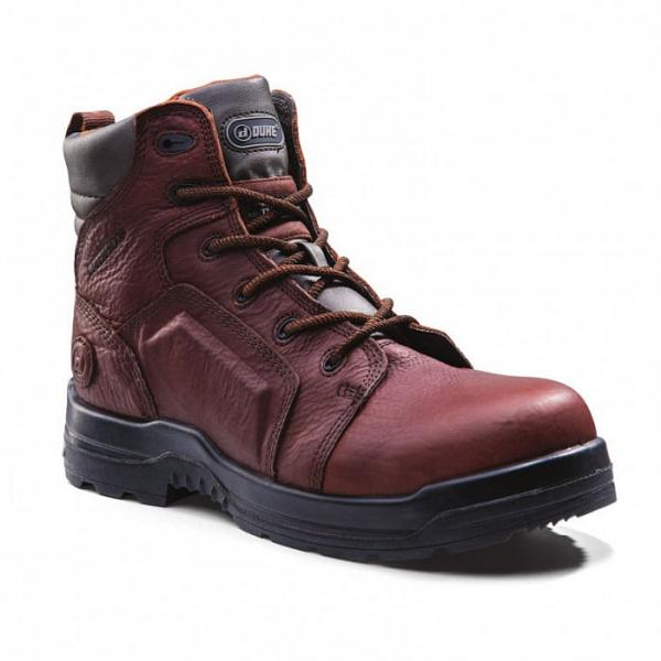 Ботинки кожаные зимние «DUKE»