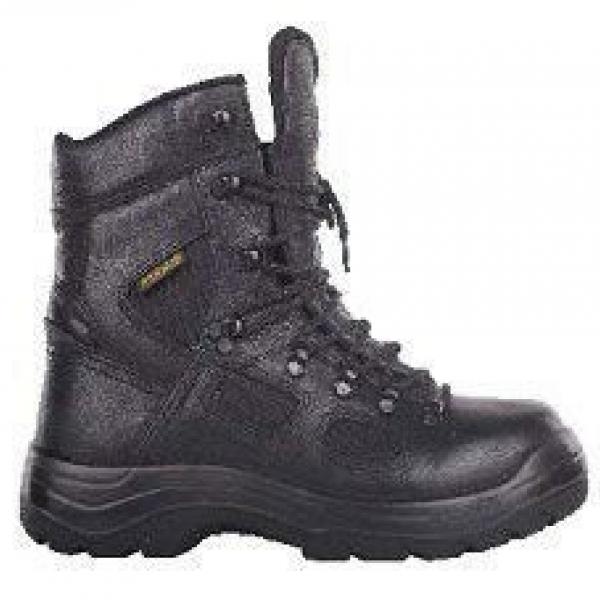 Ботинки с высокими берцами, верх обуви: натуральная кожа, подкладка: обувной материал