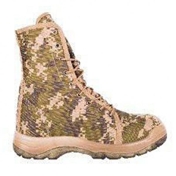 Ботинки c высокими берцами, верх обуви: обувной материал