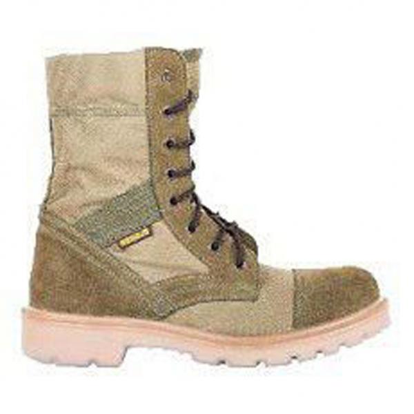 Ботинки с высокими берцами M-917, верх обуви: натуральная замша, подкладка: обувной материал