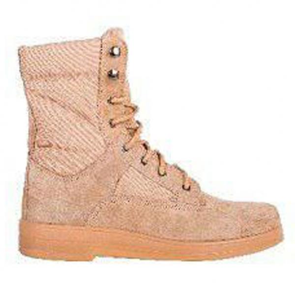 Ботинки с высокими берцами S-905, верх обуви: натуральная замша, подкладка: обувной материал