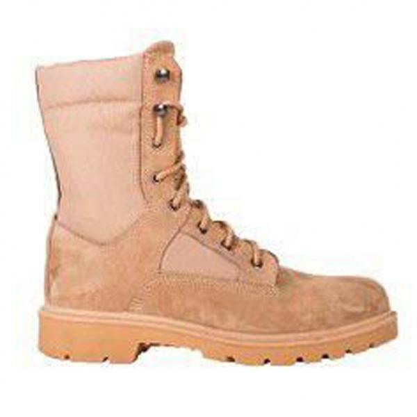 Ботинки с высокими берцами M-908, верх обуви: натуральная замша, подкладка: обувной материал