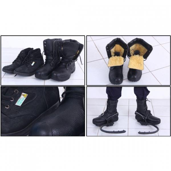 Ботинки зимние (литые)