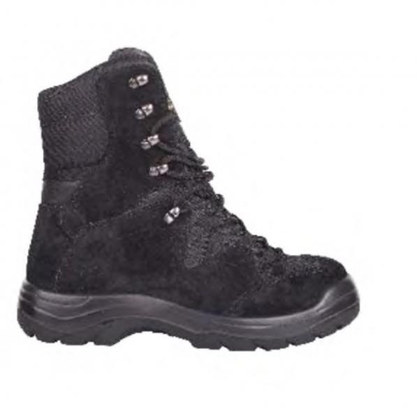 Ботинки с высоким берцем T-923 верх обуви: натуральная замша, подкладка: обувной материал