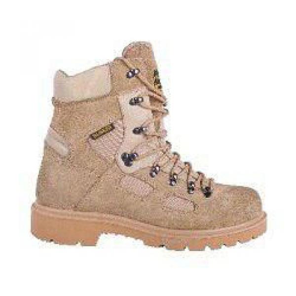 Ботинки с высокими берцами, Т-926 верх обуви: натуральная замша, прокладка обувной материал Cardoba. Подносок термопластичный 20дж, подошва двухслойная ПУ+ТПУ