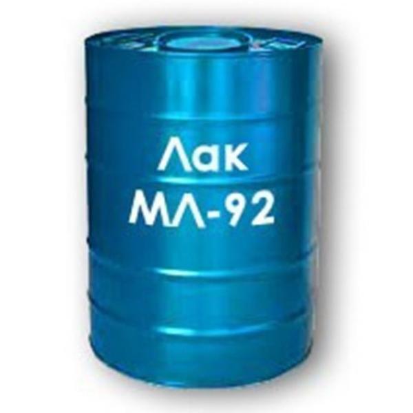 Лак МЛ-92 пропиточный - Электроизоляционные материалы
