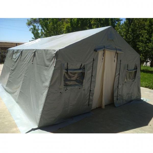 Палатка 10 - местная летняя