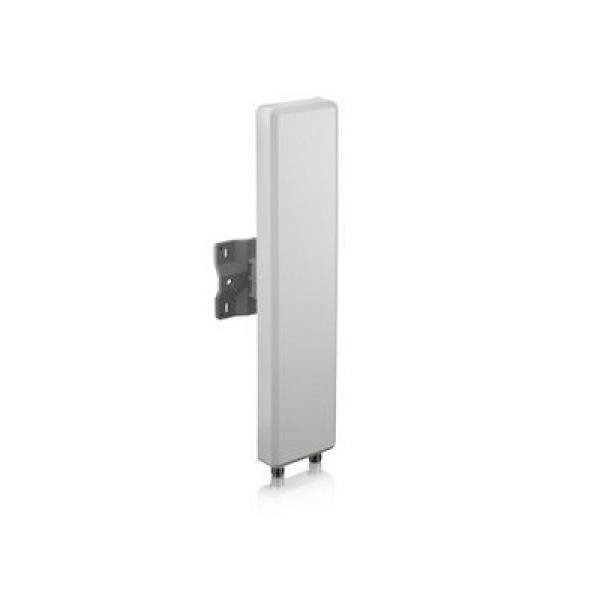 2,4 ГГц 14 dBi секторная Wi-Fi антенна MIMO с двумя разъемами N-type для городской сети