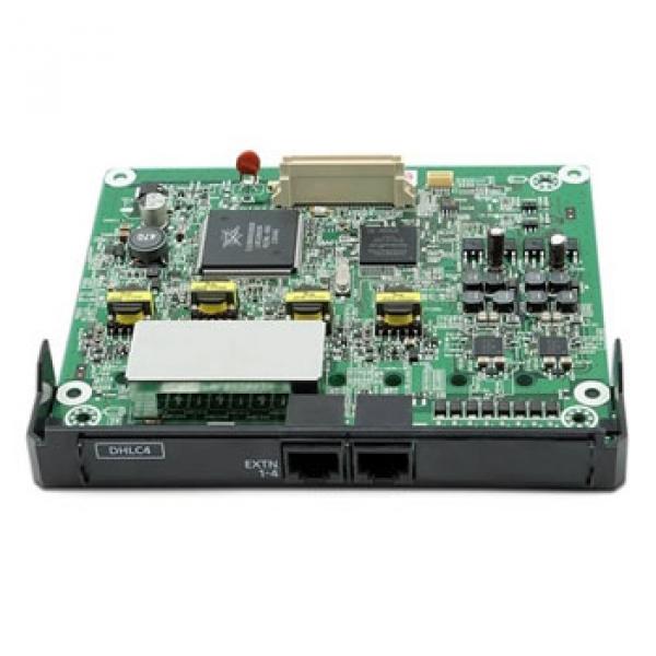 Panasonic KX-NS5170X 4-портовая плата цифровых гибридных внутренних линий