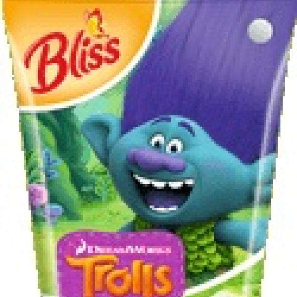 Bliss 0.125 L Trolls (яблоко)