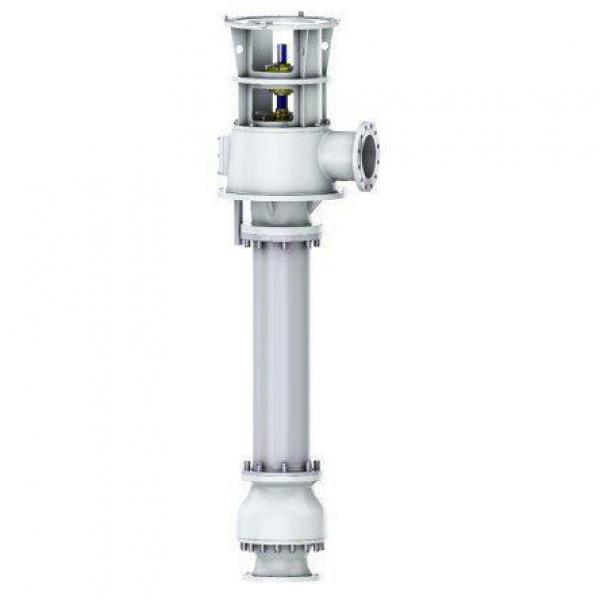 Насосный агрегат UVAS 400-46 в комплекте с электродвигателем N = 315 кВт, 400 В, 50 Гц