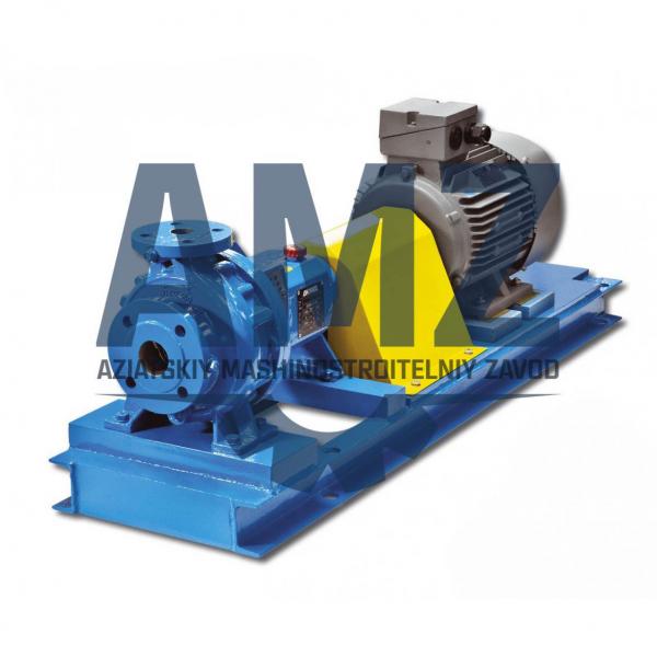 Фекальный промышленный насос СМ 125-80-3154