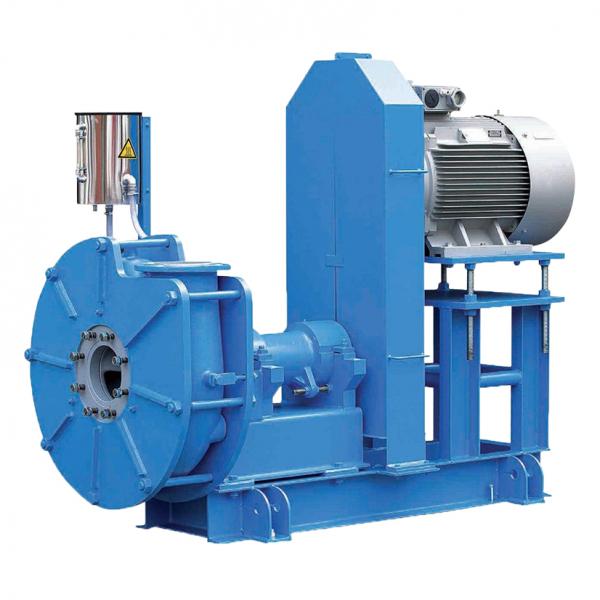 Насосный агрегат MFC150/400A110 с проточной частью из минерального литья