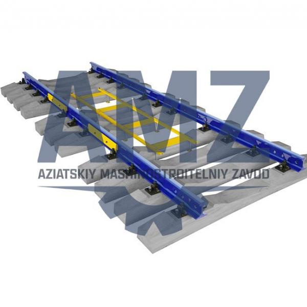 Весы вагонные рельсовые AMZ ВРТ-03