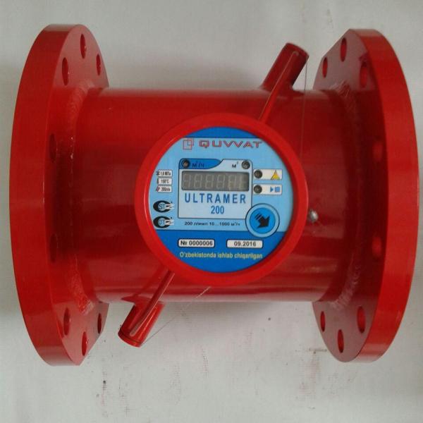Счетчик воды ультразвуковой ULTRAMER 200