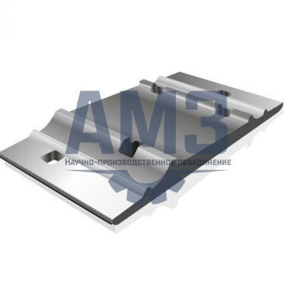 Прокладка AMZ 1КБ65 - подкладка раздельного скрепления железнодорожных рельс