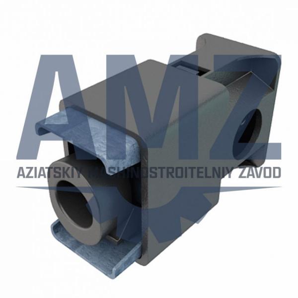 Аппарат поглощающий AMZ типа ПМК-110-К23 пружинно-фрикционный