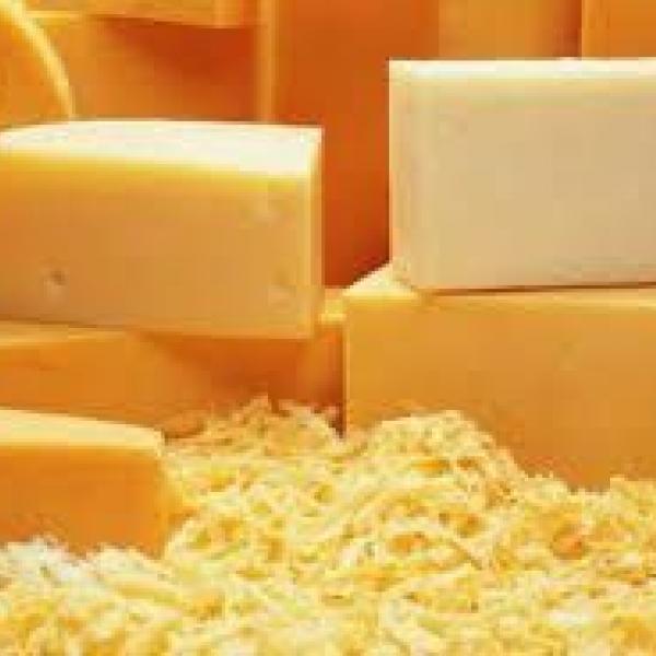 Сыр молочный жирностью 38%