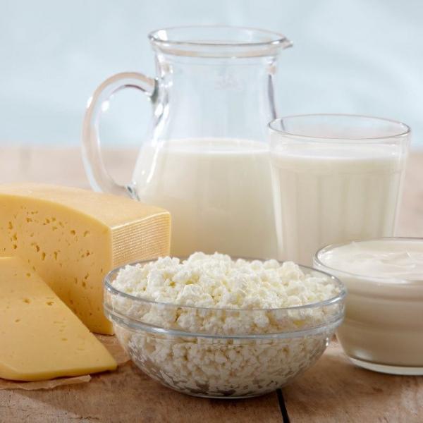 Творог из коровьего молока с м.д.ж. 5%